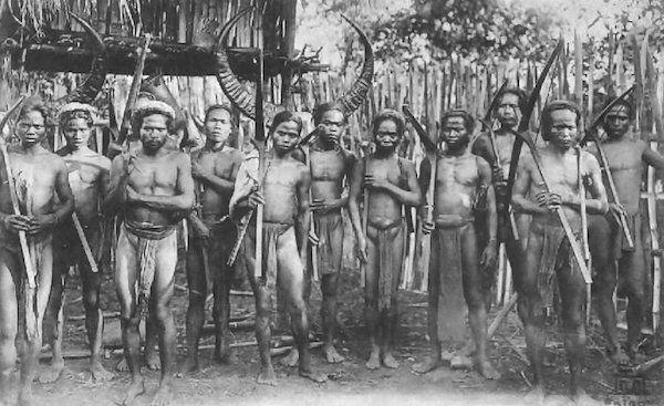 La prueba social en las tribus primitivas