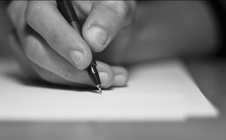 Escribe a mano para memorizar mejor