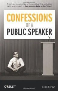 Libro Confessions of a public speaker