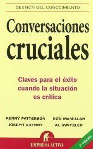 Libro conversaciones cruciales