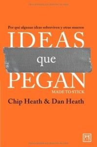 Libro ideas que pegan
