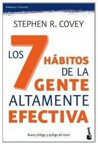 Libro Los 7 hábitos de la gente altamente efectiva