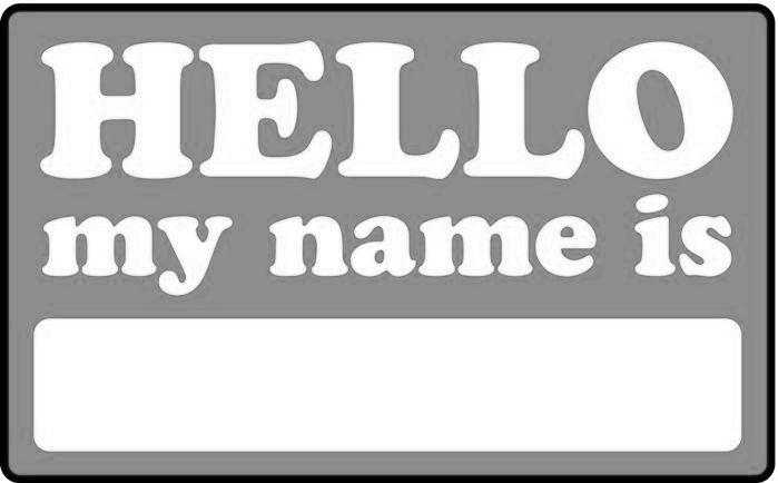 Da siempre tu nombre al principio