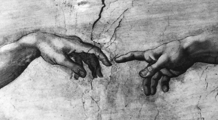 El sorprendente poder del contacto físico