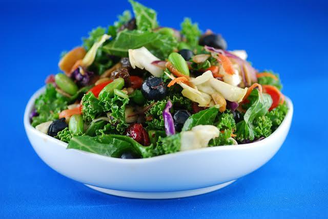 Motivación para comerse la ensalada