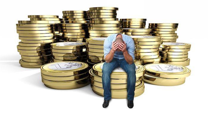 millonario infeliz